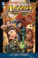 Superman Action Comics (New 52) Volume 4: Hybrid - HC/Graphic Novel